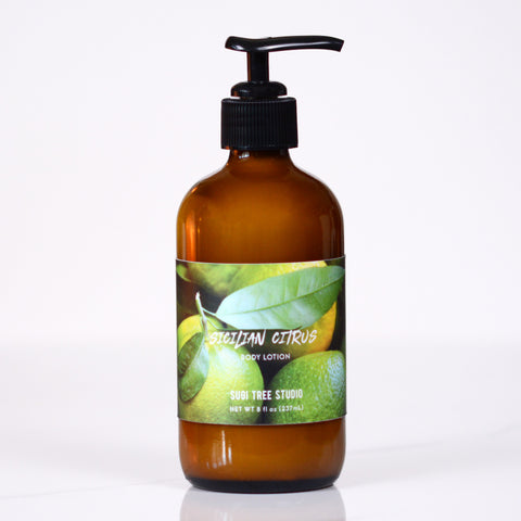 Sicilian Citrus Body Lotion