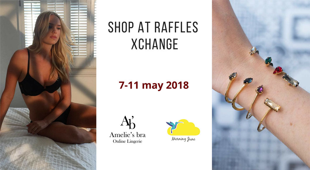 Shop at raffles xchange
