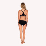 Hipster Matilda Parfait black seam-free back model
