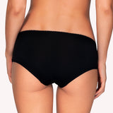 Hipster Matilda Parfait black seam-free focus back model