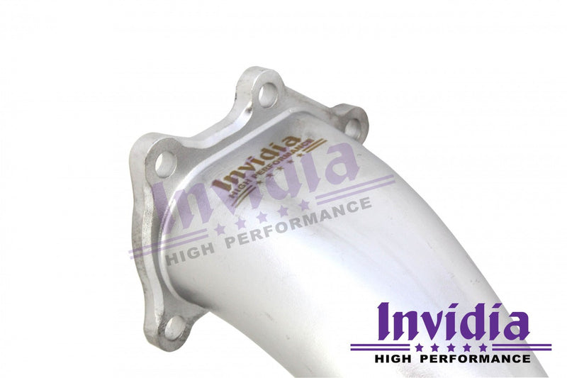 Invidia Down Pipe - Catless (STi 08-19) - Manual