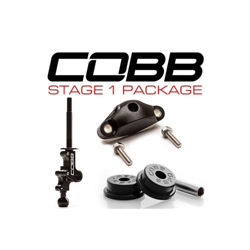 Cobb Tuning Stage 1 Drivetrain Package - STi (01-19) (6 Speed)