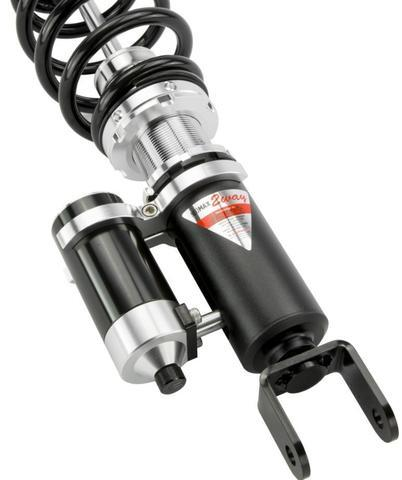 Silvers - NEOMAX - 2 Way Series Coilover Kit (WRX GDB 01-05)