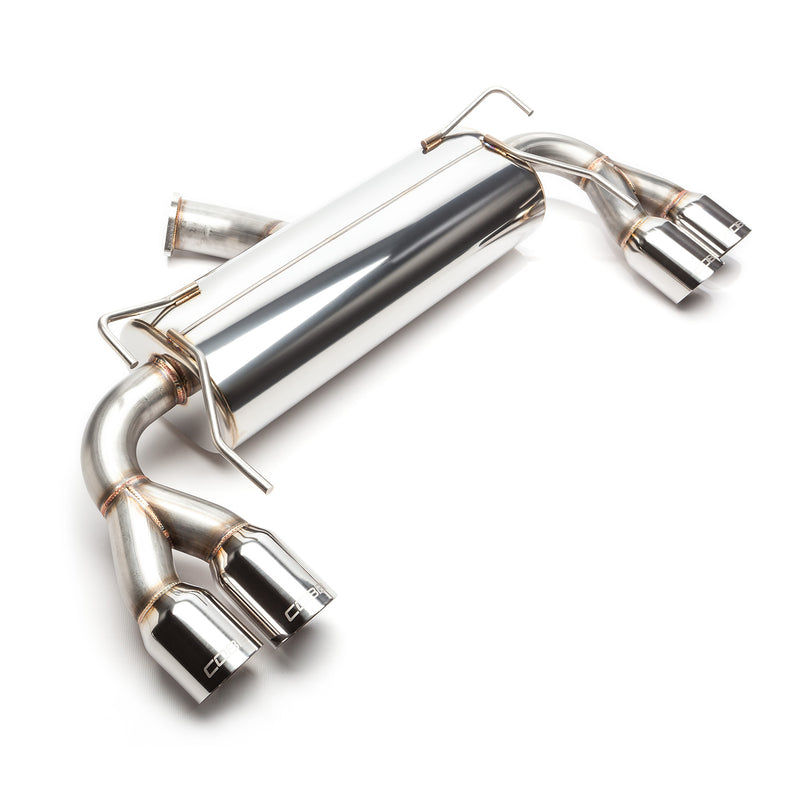 "Cobb Tuning Subaru Stainless Steel 3"" Cat-Back Exhaust - (STI 08-14) (Hatch)"