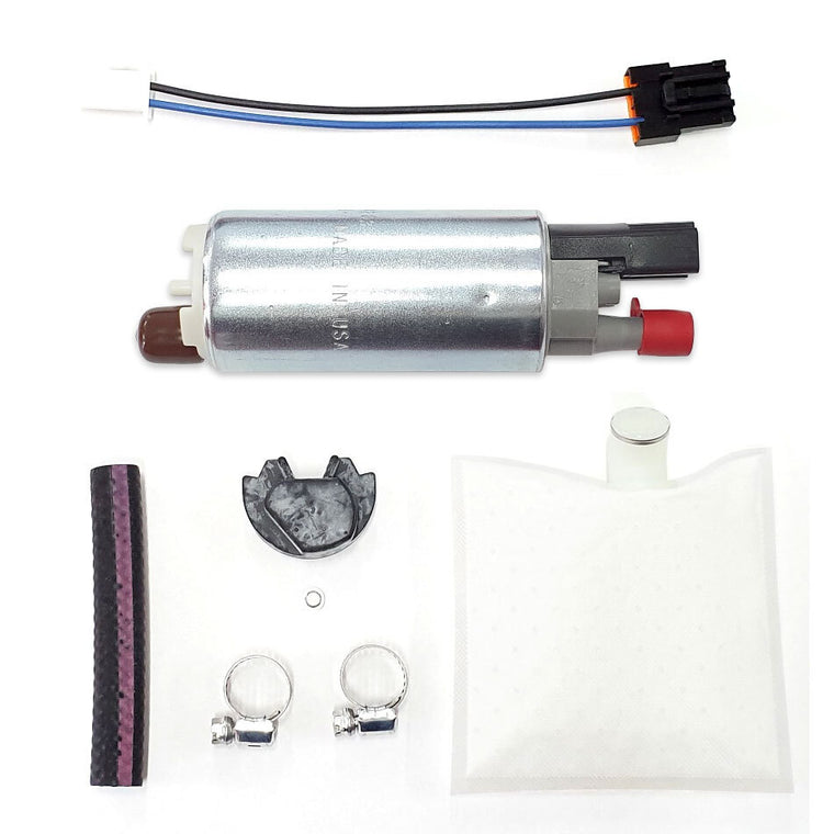 Walbro Fuel Pump - GSS342- 255 L/H With Fitting Kit (WRX/STi - GD 01-07)