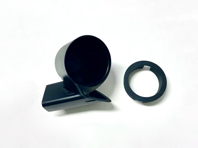 PSR -  Single Gauge Pod w/52mm Gauge insert -  (WRX/STi 08-14, Forester 08-13)