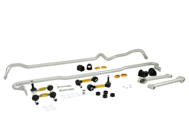 Whiteline - Complete Front and Rear Sway bar kit - BSK018 - Forester SJ (13-18)