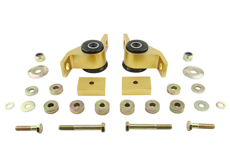 Whiteline Front Control arm - lower inner rear bushing - KCA362