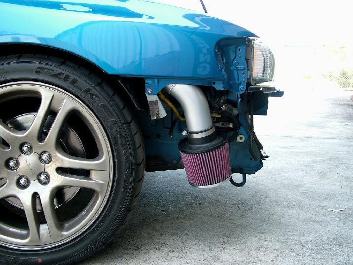 Process West Cold Air Intake CAI