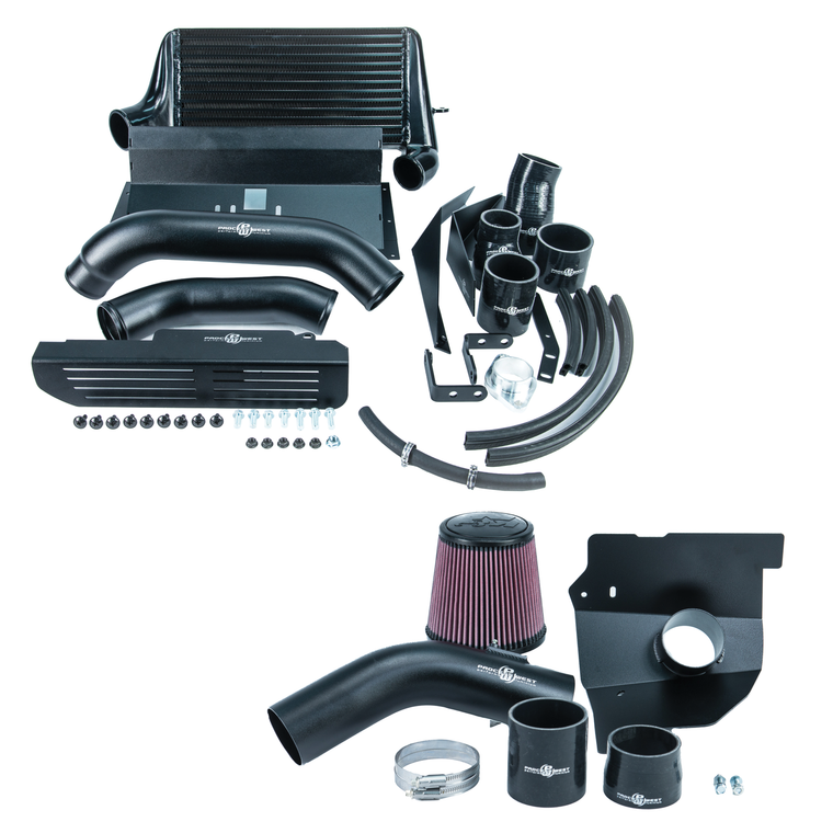 Process West Verticooler & Intake Combo Forester XT (08-13)