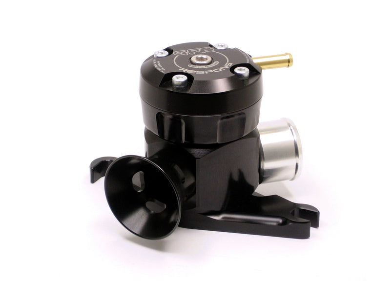 GFB - RESPONS TMS - Dual Port BOV  (Liberty 04-09) - Black
