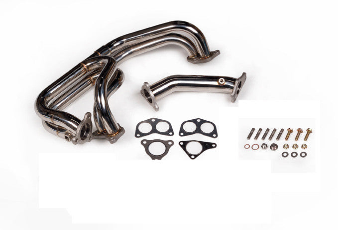 PSR Racing - Equal Length Exhaust Manifold/Headers (ELH) - Subaru - TWIN SCROLL