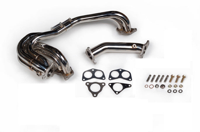 PSR Racing - Unequal Length Exhaust Manifold/Headers (UEL) - Subaru