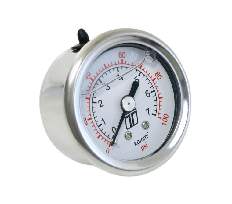 Turbosmart - Fuel Pressure Gauge (0-100psi)