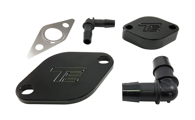 Torque Solution - EGR Delete Kit - Black