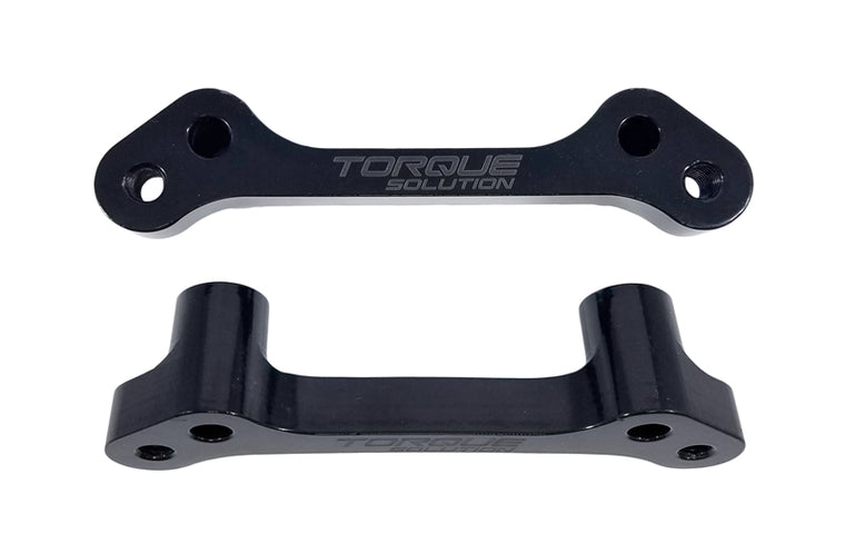 Torque Solution - Rear Brake Caliper Adapter (Subaru Impreza / WRX / Liberty / Forester / BRZ / FR-S)