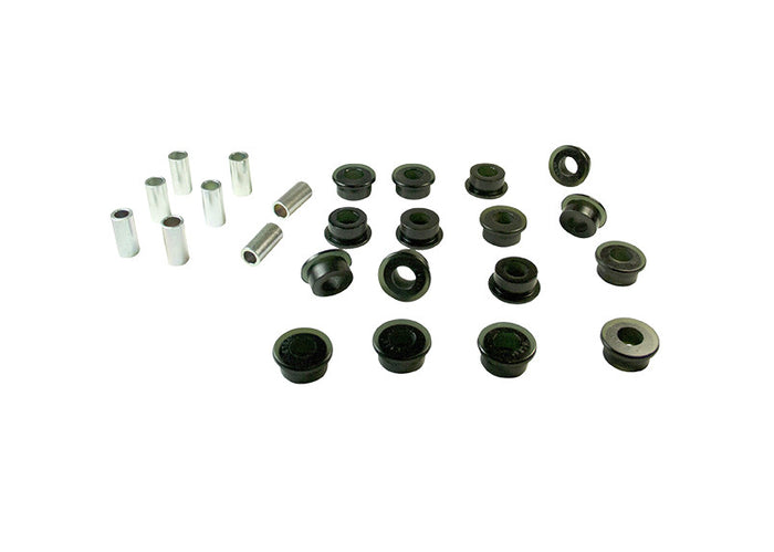 Whiteline Rear Control arm - lower inner & outer bushing - W61382A