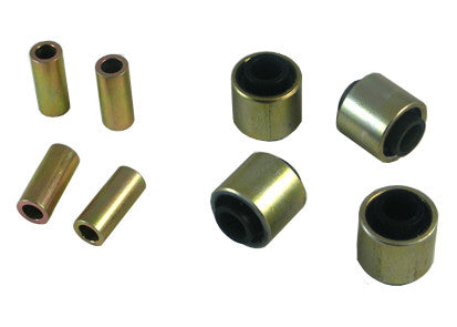 Whiteline Rear Control arm - lower front inner & outer bushing - W63393