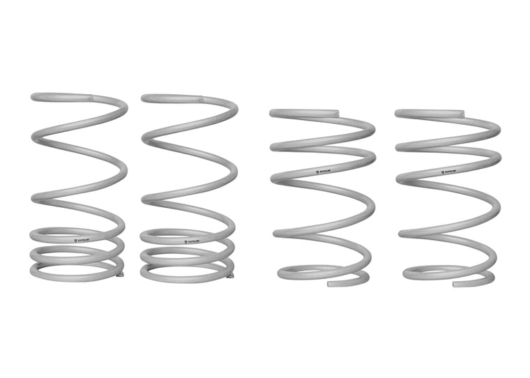 Whiteline - Lowered Springs Kit (WRX GD 01-07)