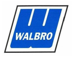 Walbro Fuel Pump - F90000267 - 450 L/H With Fitting Kit