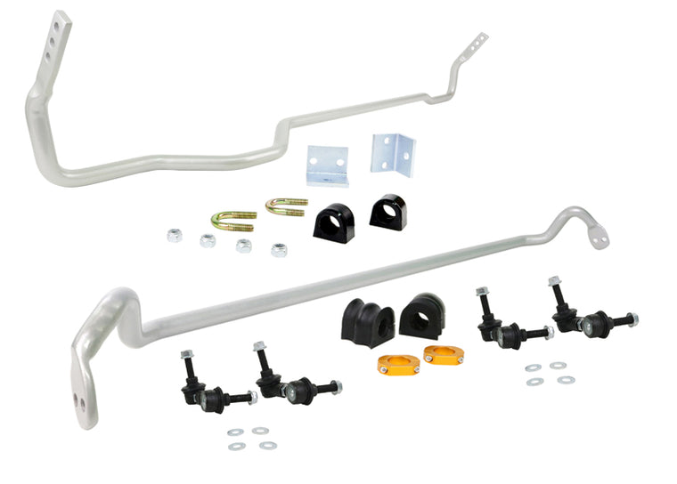 Whiteline - Complete Front and Rear Sway bar kit - BSK003 - Forester SG (02-08)