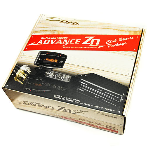Defi - Advance ZD - Club Sports Package -