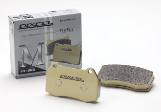 Dixcel M TYPE Brake Pads - Rear (Levorg VM 15-20)