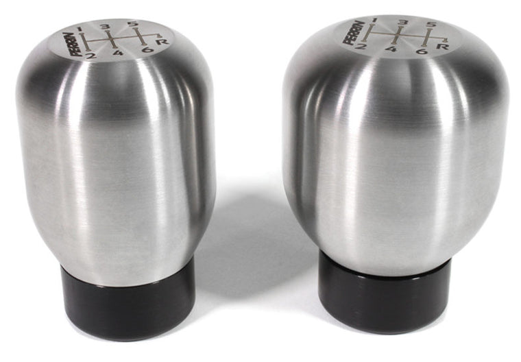 Perrin - Shift Knob - Subaru 6 Speed (Small/Large) - Weighted