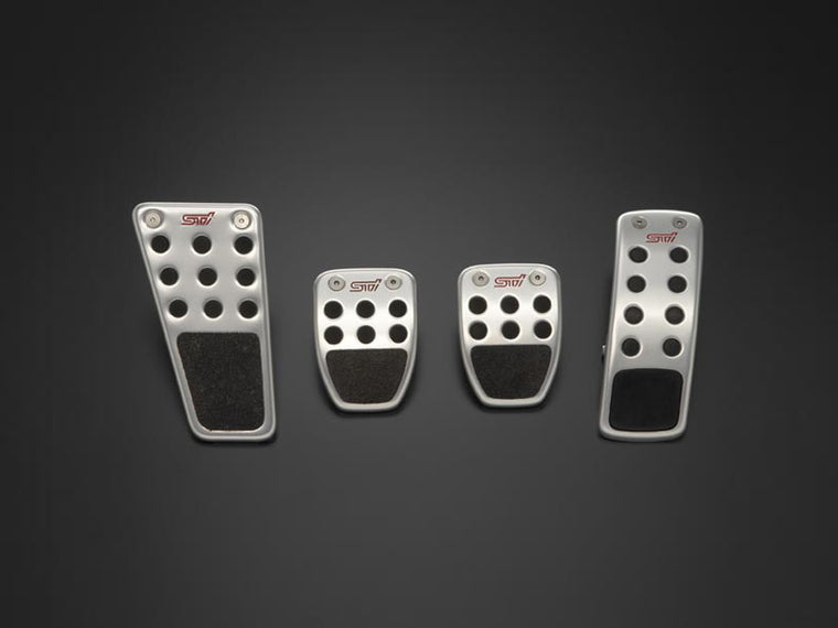 STi Alum. Pedal Set - Manual