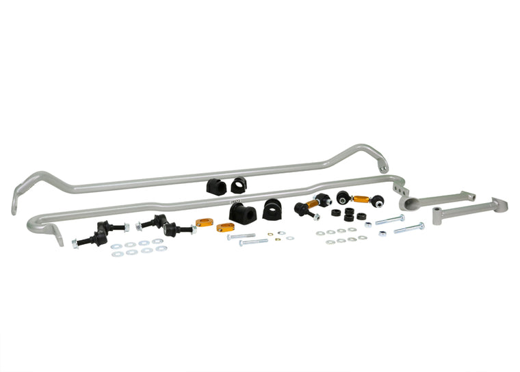 Whiteline - Complete Front and Rear Sway bar kit - BSK019 - STi VA (15-20)