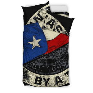 Made In Texas By A Texan Bedding Set