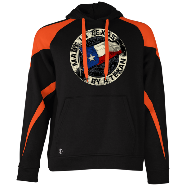 Made In Texas By A Texan Unisex Two Colors Hoodie