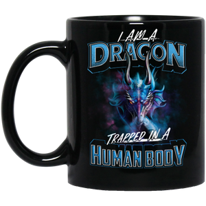 I Am A Dragon Coffee Mug