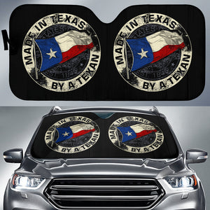 Made In Texas By A Texan Auto Sun Shade