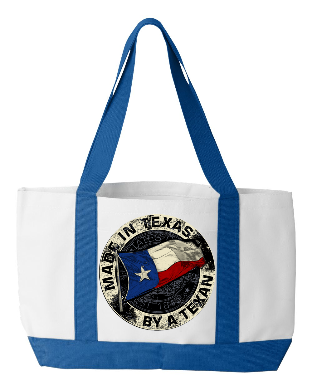 Made In Texas By A Texan Tote Bag