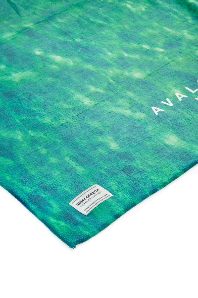 Avalon Beach Quick-Dry Beach Towel