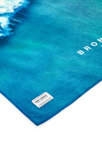 Bronte Beach Quick-Dry Beach Towel