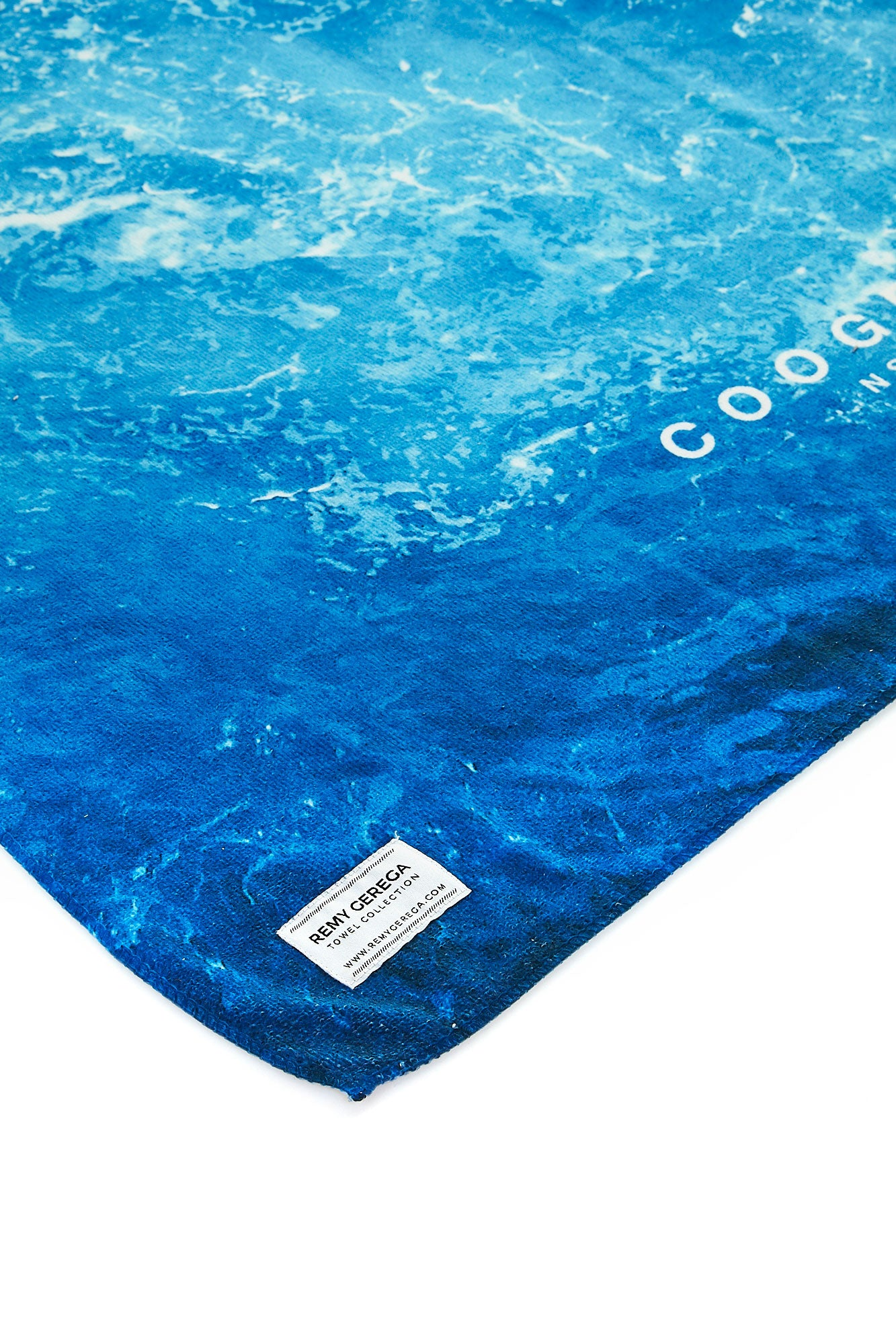 Coogee Beach Quick-Dry Beach Towel