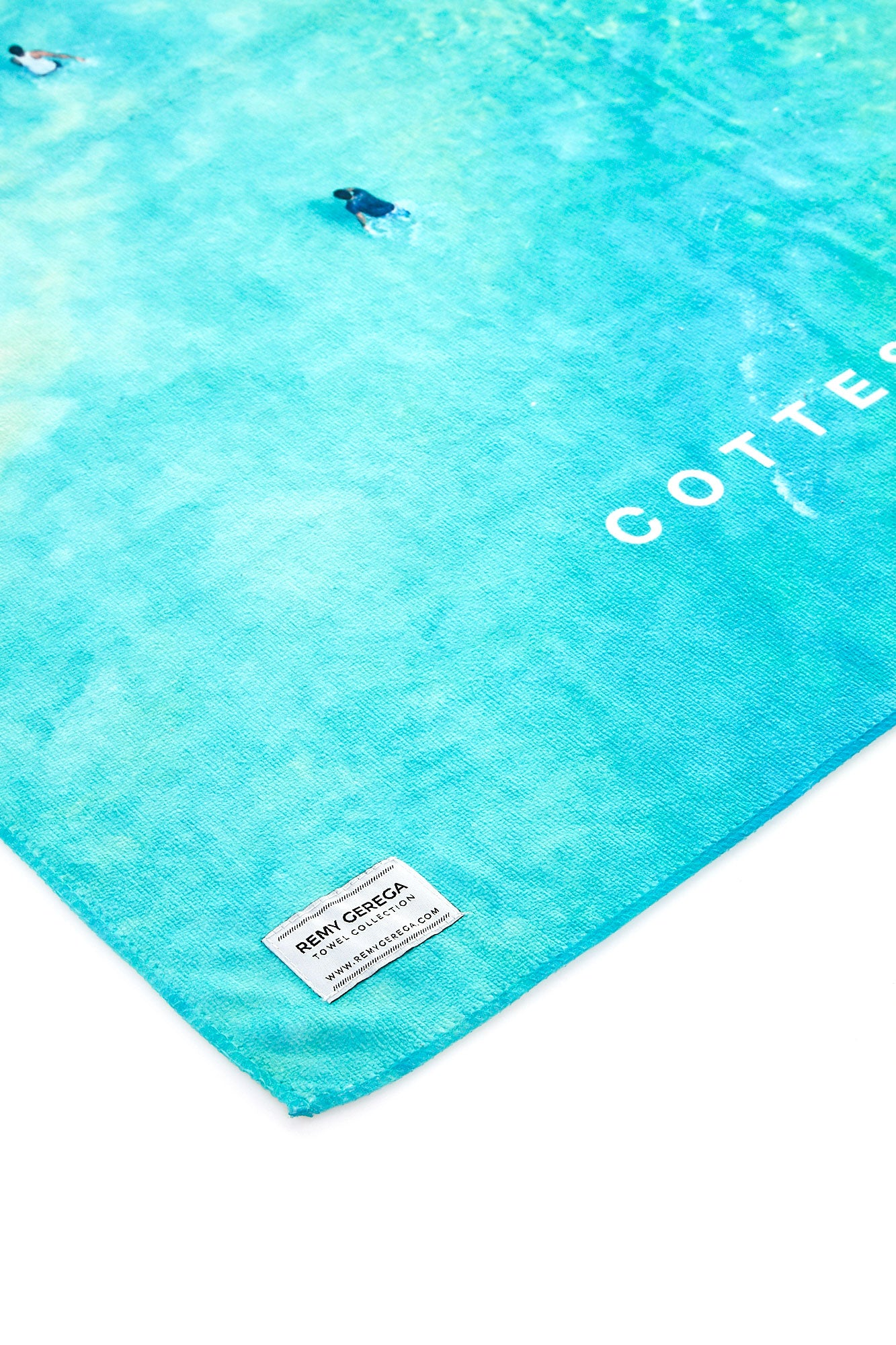 Cottesloe Beach Quick-Dry Beach Towel