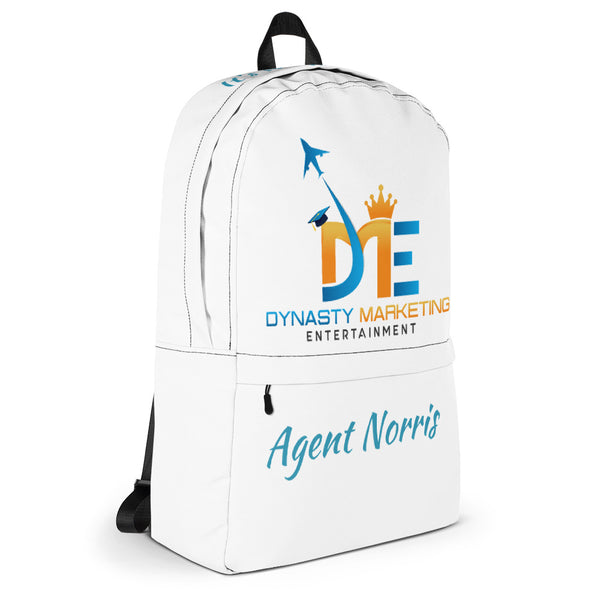 Agent Norris/D.M.E. Backpack
