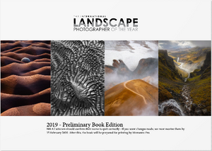 News Update - International Landscape Photographer of the Year 2019