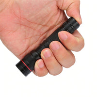 Super Mini 3500LM Zoomable LED Flashlight 3 Mode Torch Super Bright Light