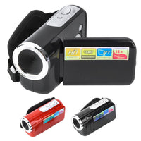 Portable Children Kids 16X HD Digital Video Camera Camcorder with TFT LCD Sceen vlog camera Camcorder Recorder - sparklingselections