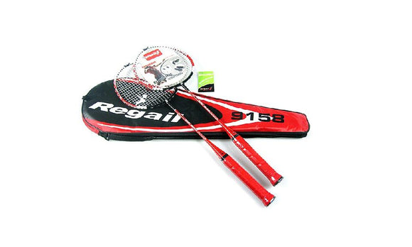 Durable Speed Badminton Racket 1 Pair