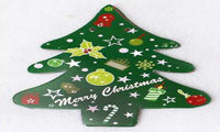 Christmas Party Decoration Home Bunting Banner - sparklingselections