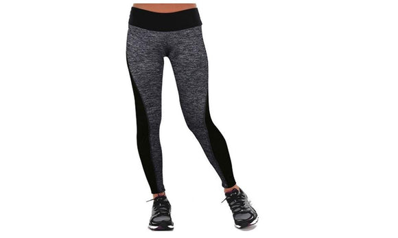 Women Yoga Long Pants Female Sports Trousers