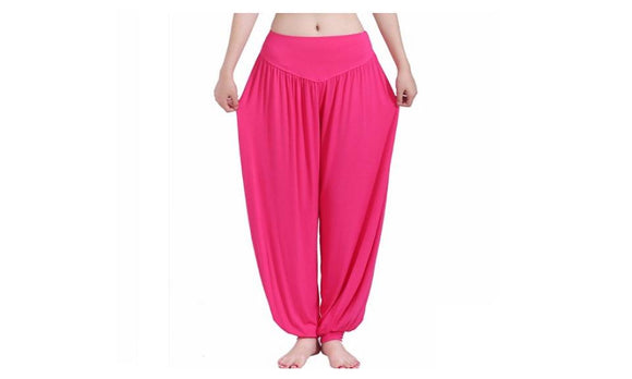 Women Plus Size Sports Pants