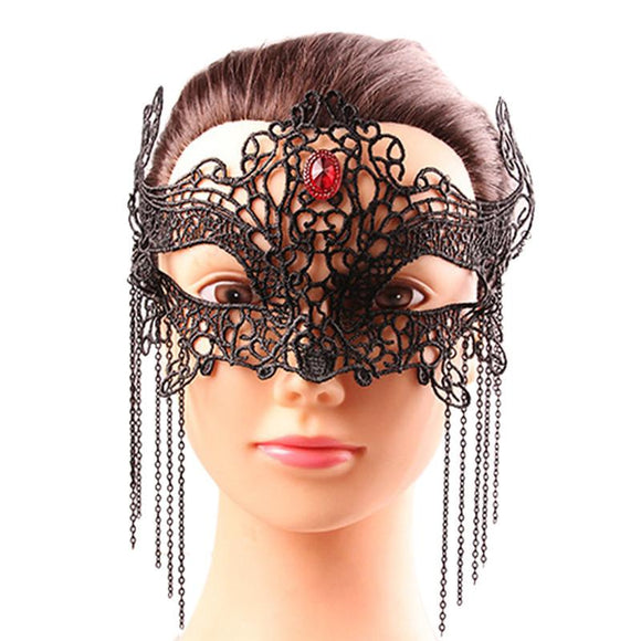 Fancy Elegant Eye Face Mask Masquerade Ball Carnival Party Halloween