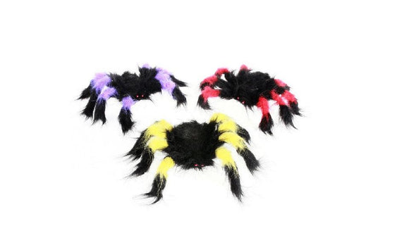 Spider Halloween Party Decoration Haunted House Prop 1PC