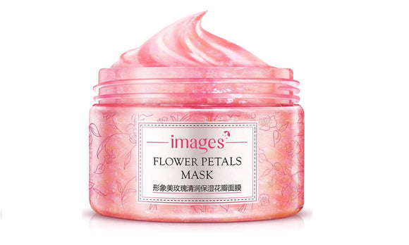 Flower Petals Sleeping Mask Cream